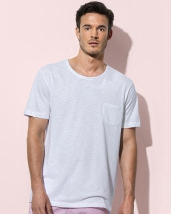 T-shirt Shawn Oversized Crew Neck