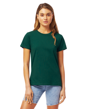 Jersey t-shirt classica donna EARTHPOSITIVE