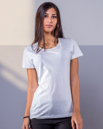 T-shirt Evolution Organic Women
