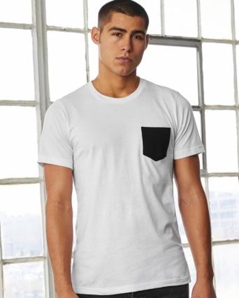 T-shirt Jersey Pocket