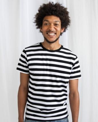 T-shirt uomo Stripy