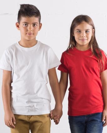 T-shirt Evolution Bambino