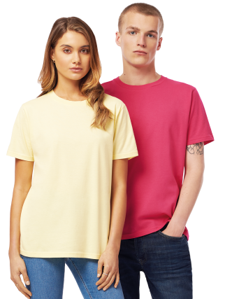 Jersey t-shirt classica uomo / unisex EARTHPOSITIVE