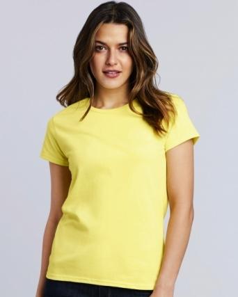 T-shirt donna Premium Cotton RS