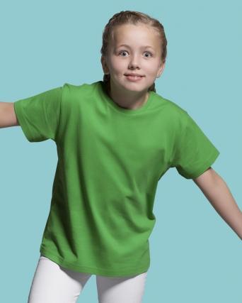 T-shirt bambino Perfect Print Senza Etichetta