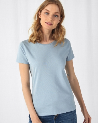T-Shirt B&C #E150 Organica Donna